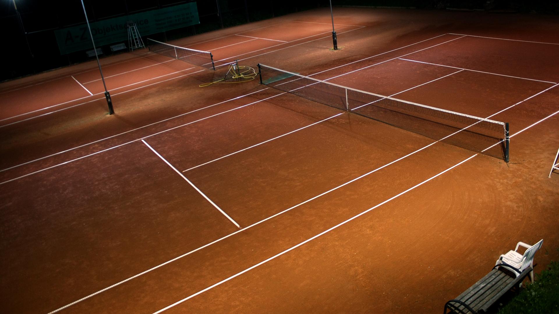 Tennisplatz Berlin